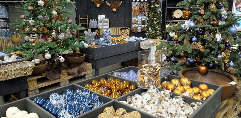 Kerstboomversiering Kopen? | Alles voor in de boom en meer! | Tuincentrum De Boet