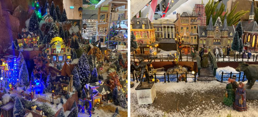Kerstdorp kopen? | bestel online op DeBoet.nl | Tuincentrum de Boet
