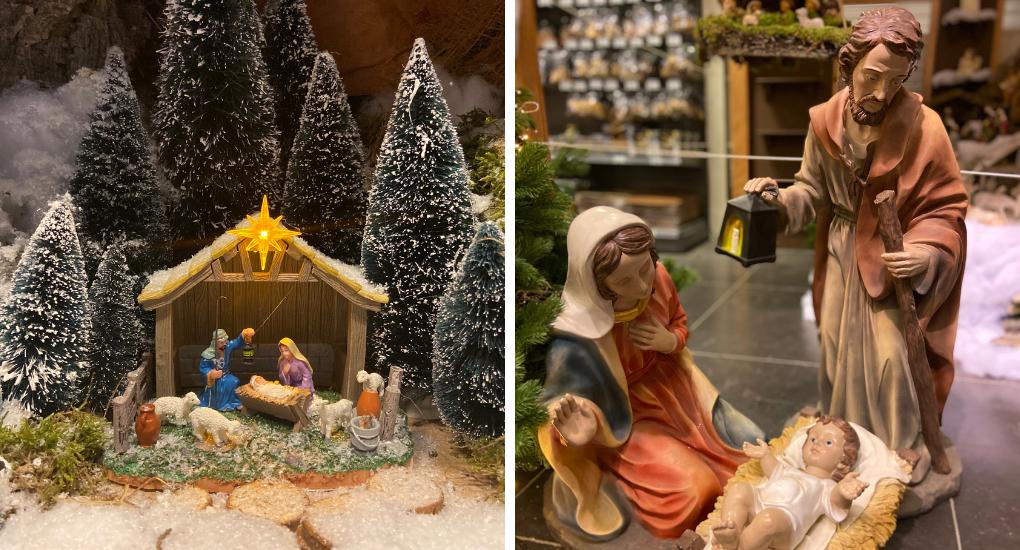 Kerststallen & Figuren kopen? | Tuincentrum De Boet