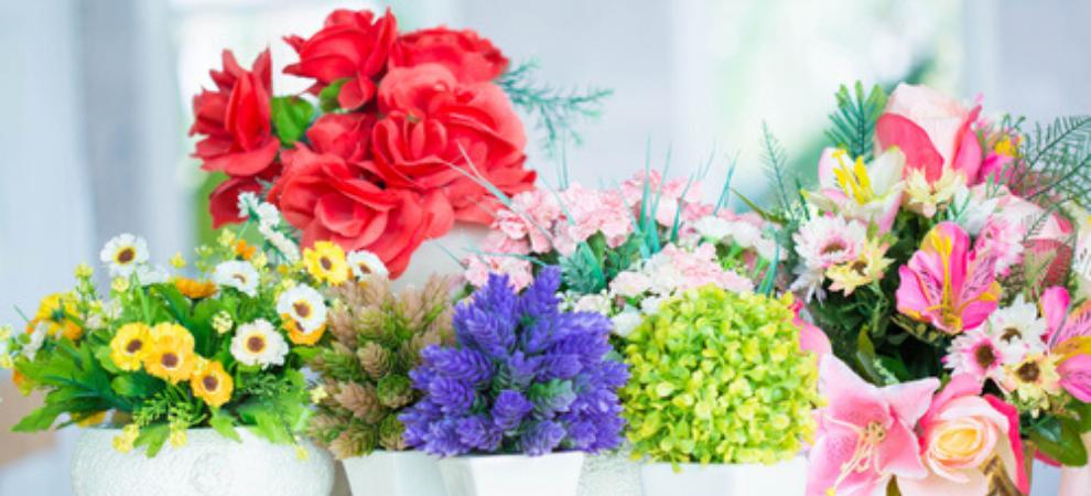 Kunstbloemen en - planten kopen? | Tuincentrum De Boet