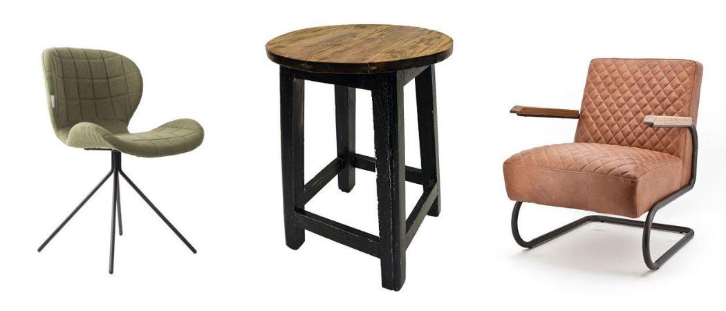 Lekker zitten op een stoel van De Boet | DeBoet.nl