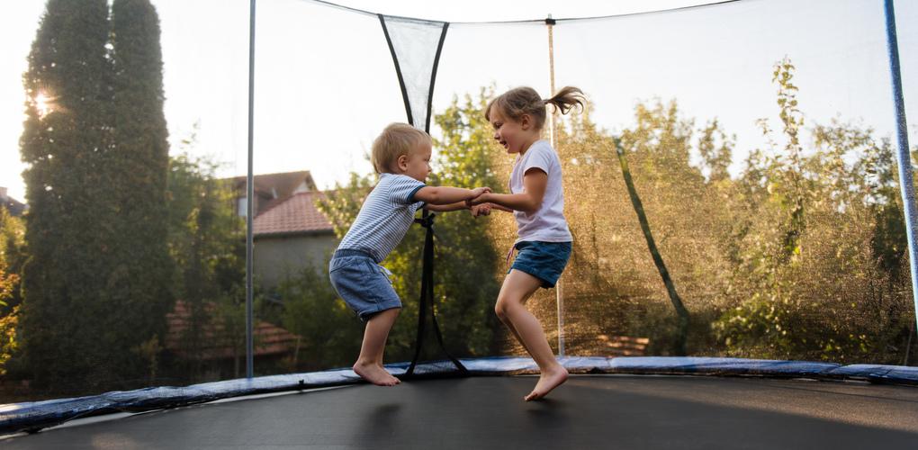 Trampolines | Spring een gat in de lucht! | Tuincentrum de Boet