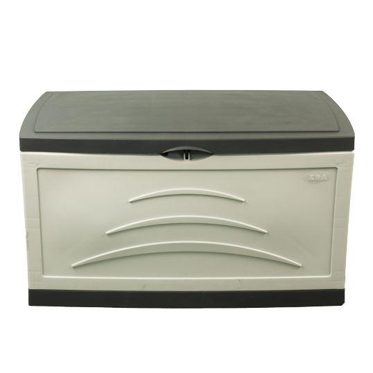 Opbergbox Voor Tuingereedschap.Buitengewoon Boet Opbergbox 121x76x67 Grijs