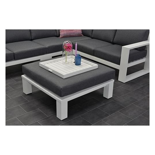 Cube Loungeset - White - afbeelding 2