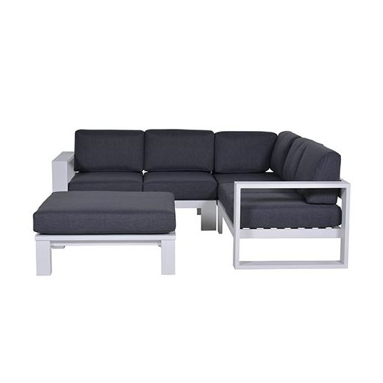 Cube Loungeset - White - afbeelding 1