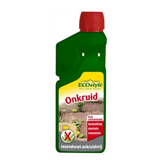ECOstyle Onkruid Exit Concentraat - 425 ml