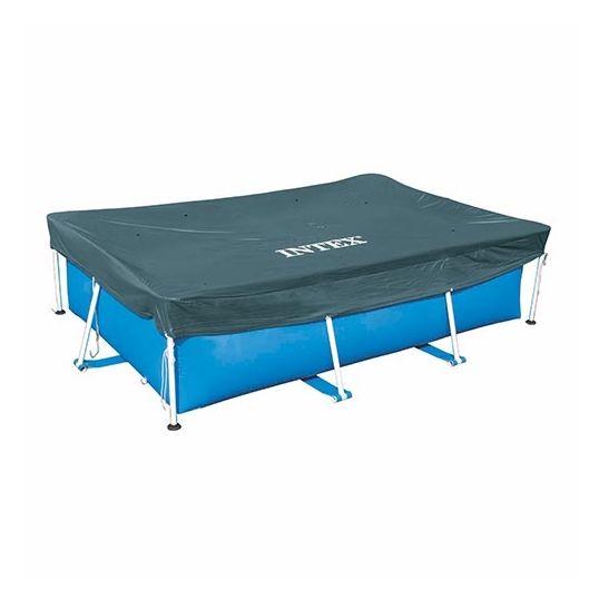 Intex zwembad afdekzeil 450x220 koopt u bij de boet for Zwembad afdekzeil