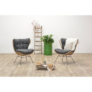 Libelle Relax Fauteuil - Natural - afbeelding 3