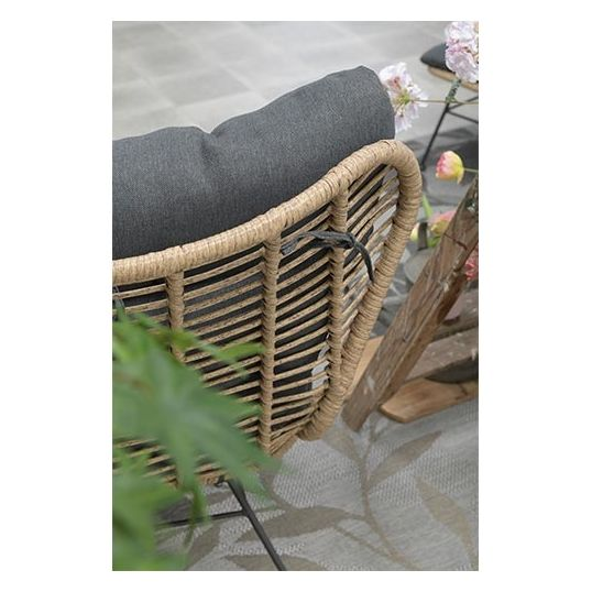 Libelle Relax Fauteuil - Natural - afbeelding 4