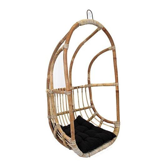 Hangstoel Egg Chair.Monkey Chair Grey